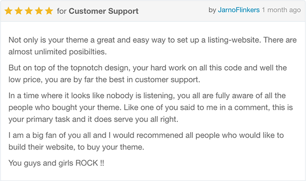 Customer Review 4